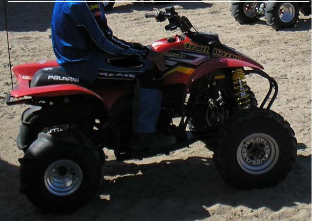 Polaris 300 Trailblazer 2000